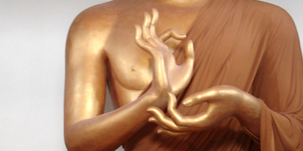 Mudra - Body and Space Awareness with Acharya Suzann Duquette